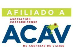 Asociación Costarricense de Agencias de Viaje Nuevo Logo